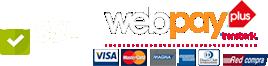 Compra segura con Webpay de Transbank