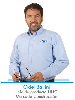 Oxiel Ballini - MTK