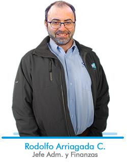 Rodolfo Arriagada C. - MTK
