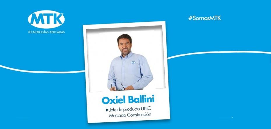 Ballini sobre MTK como empresa asociada al sector de construcción