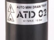 Purga ATD 02 de condensados por flotación