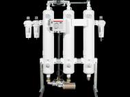 Secador de adsorción BOGE DASZ-P 23-2 para aire respirable