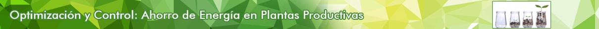 Optimización y Control - Ahorro de energía en plantas productivas